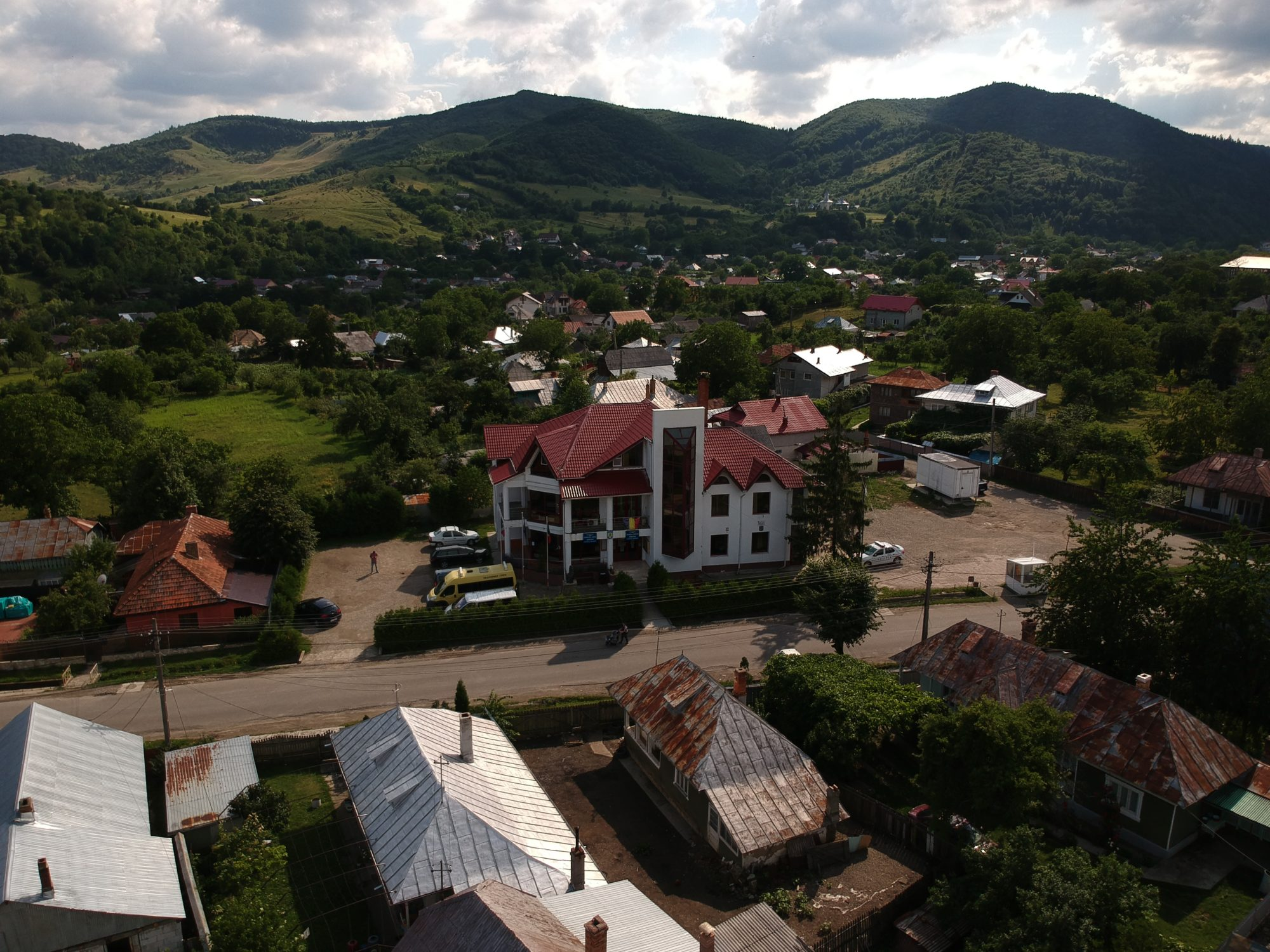 Comuna Gârcina